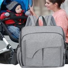 Backpacks Diaper-Bags Nappy Travel Large-Capacity Mummy Baby Nursing Pregnant-Women Zipper