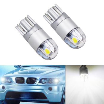 2x Car LED T10 Canbus W5W No error Wedge Light For BMW E46 E39 E91 E92 E93 E28 E61 F11 E63 E64 E84 E83 F25 E70 E53 E71 E60 image