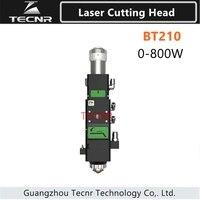 Raytools fiber laser cutting head BT210 0 800W for QBH fiber laser machine parts