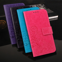 Leather Flip Wallet Case Stand Cover Case For LG Q7 2018 Q Stylo Luxury