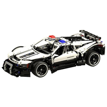 Assassin X19 Racing Car Fit Technic Model Building Block Bricks Toy Gift Kid City Diy Bricks Children Birthday