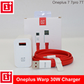 Оригинальный зарядный кабель OnePlus Warp 30 Вт, адаптер питания EU 30 Вт, зарядный кабель EU US, Быстрая отправка 30 Вт для OnePlus 7 Pro