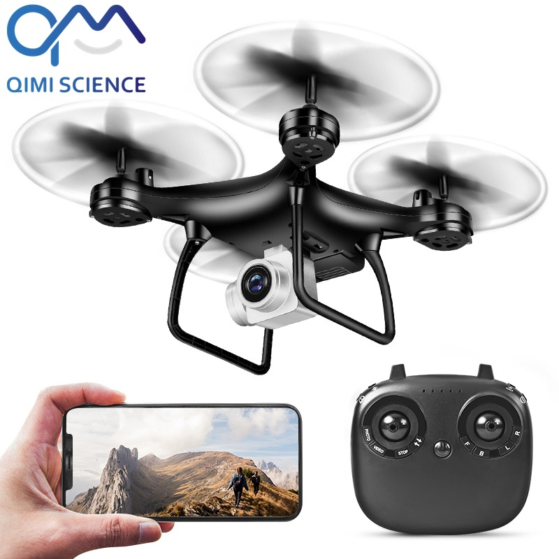 Tong XINDA Txd-8s Unmanned Aerial Vehicle Drop-resistant WiFi High-definition Real-Time Aerial Photography Set High Remote Contr