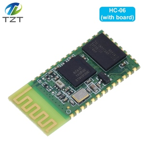 Image 5 - HC06 HC 06 Wireless Serial 4 Pin Bluetooth RF Transceiver Module RS232 TTL for Arduino bluetooth module