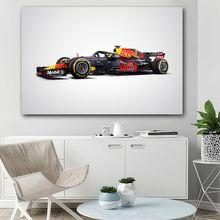 Racing aston martin rb13 formula 1 Спорт настенное искусство