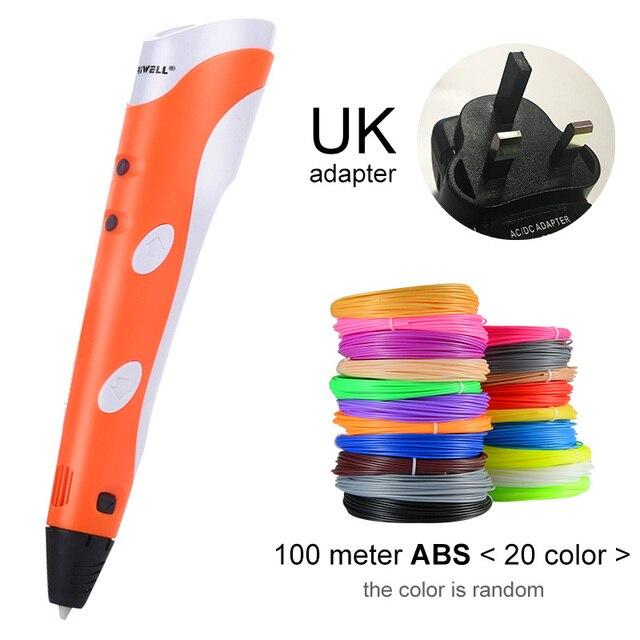Orange UK-100m ABS
