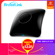 Broadlink RM4 Pro WiFi+IR+RF + RM4 Mini 2020Universal Intelligent Remote Controller Smart Home Automation Switch For IOS Android broadlink rm4 pro 2020 newest universal intelligent remote controller smart home automation wifi ir rf switch for ios android