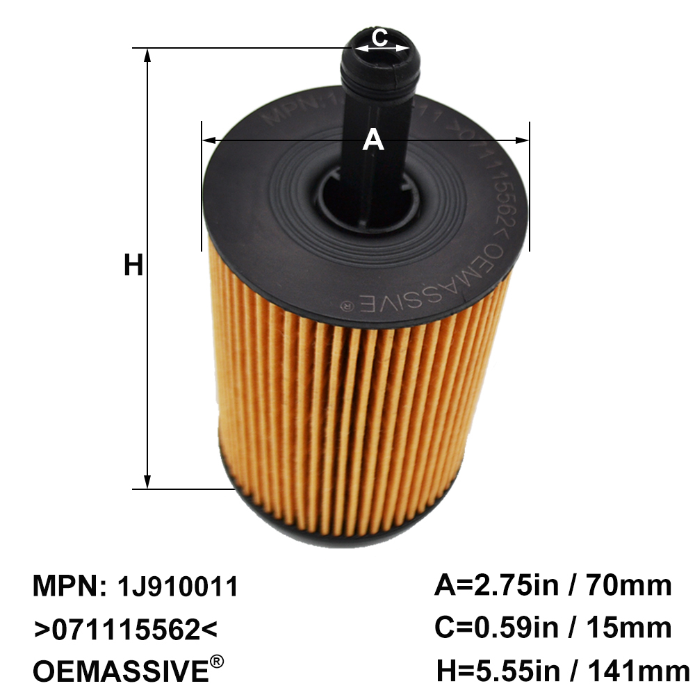 1.9 TDI BOSCH OIL AIR FILTERS 2004-2010 SERVICE KIT for VW CADDY 2K