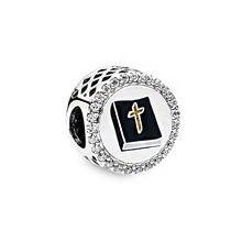 2020 lato nowy 100% prawdziwe 92 5 moc modlitwy wisiorki koraliki fit oryginalny 3mm bransoletki kobiety DIY biżuteria