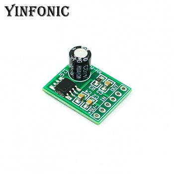 Mini XH-M125 XPT8871 Mono Stereo Lithium Battery Power Amplifier Module Audio Output Input 5W Sing Machine Board 3~5V image