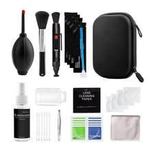 29PCS Camera Cleaning Tool Complete Camera Cleaning Kit Portable Digital Camera Cleaning Supplies Set for Dorm Travel Store Home(China)