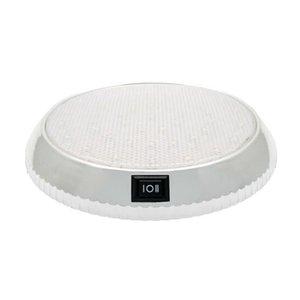 12 В белый светодиодный светильник на крыше s внутренние потолочные светильники для автомобиля пластиковый светильник для чтения 46 светодио...