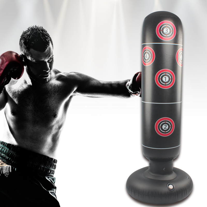 Kids Gym Boxing Training Kick Pads Leg target Hitting Foot Muscle Strength MMA