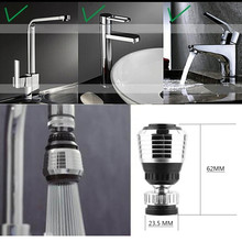Bathroom Faucet FILTER-NOZZLE-CONNECTOR Tap-Adapter Aerator Shower-Head Water-Saving-Swivel