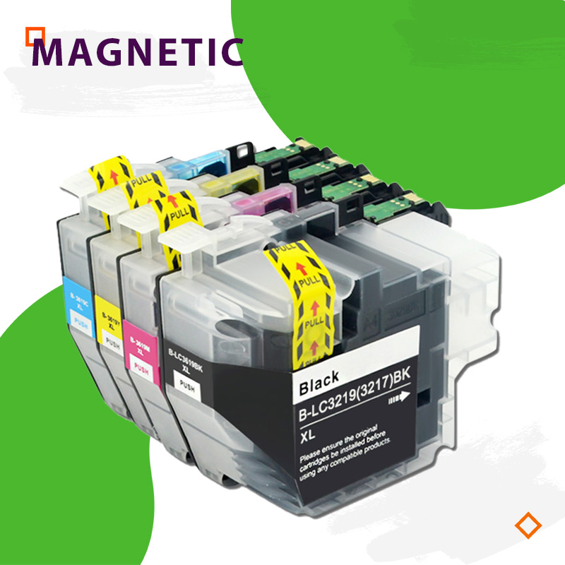 LC3219 Compatible Ink Cartridge LC3219 3219XL For Brother MFC-J5330DW MFC-J5335DW MFC-J5730DW MFC-J5930DW MFC-J6530DW MFC-J6930