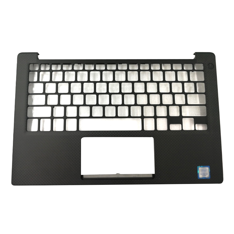 95% NEW For Dell XPS 13 9350 9360 US Layout Laptop Palmrest Upper Case 043WXK 015M4D 0PHF36 0X54F