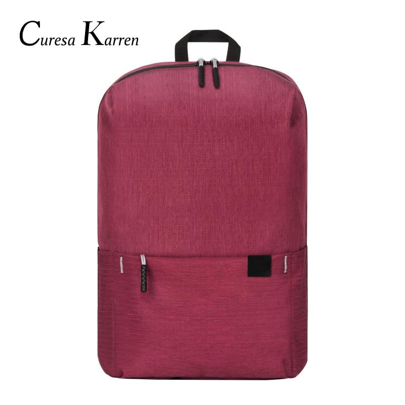 Women Backpack Fashion Women Shoulder Bag School Student Laptop Backpack Mini Backpack  For Teenage Girl Children Travel Bags