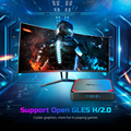 ТВ-приставка X96 MAX Plus, 4 + 64 ГБ, Android 9,0, S905X3, 4 ядра, двойной Wi-Fi, BT, H.265, 8K, Youtube