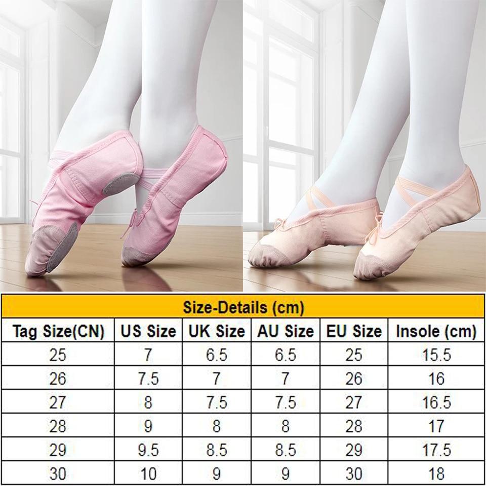 Girls Dance Shoes Girls Ballet Shoes