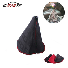 JDM Style Bride Canvas Universal Shift Lever Knob Boot Cover Racing Collars  RS-SFN059