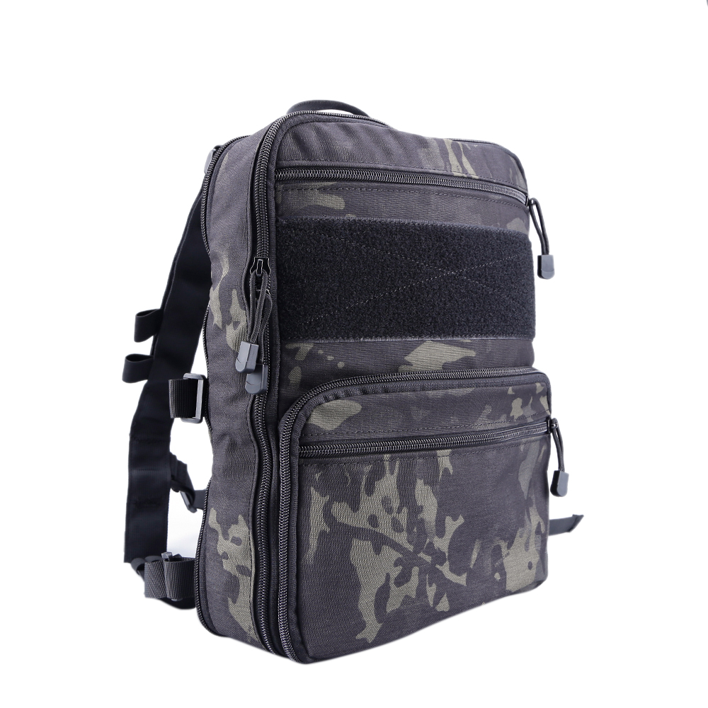 Molle D3 Flatpack Tactical Backpack Hydration Carry Multipurpose Gear Pouch Outdoor Travel HUnting Camping Water Bag Pack