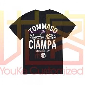 Blackheart Tommaso The Psycho Killer Ciampa Milwaukee Shirt