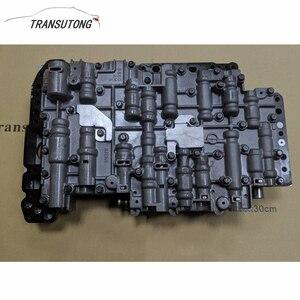 Image 2 - Corps de soupape pour boîte de vitesses 09D TR60SN, pour transmission automatique, VW Audi Porsche (distingué avec ou sans capteur de pression)
