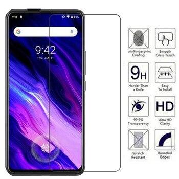 Перейти на Алиэкспресс и купить Стекло для UMIDIGI A5 A7 S3 S5 One Pro Закаленное стекло Защитная пленка для экрана на UMIDIGI A3S A3X X F2 F1 Play Power 3 One Max Glass