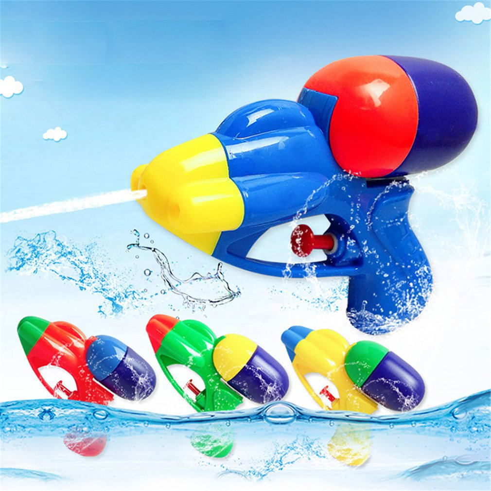 Children'S Beach Toys Men And Women Baby Universal Play Water Gun Swimming Duckling Cartoon Water Gun