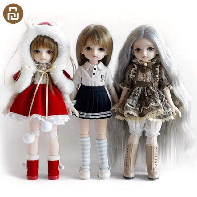 Original Monst BJD Joints Doll Holiday Gift Intern Lolita Girls Realistic Dolls Figure Gift Decor Collection