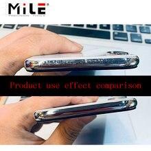 Миля мобильный телефон рамка блеска полировочной пастой может