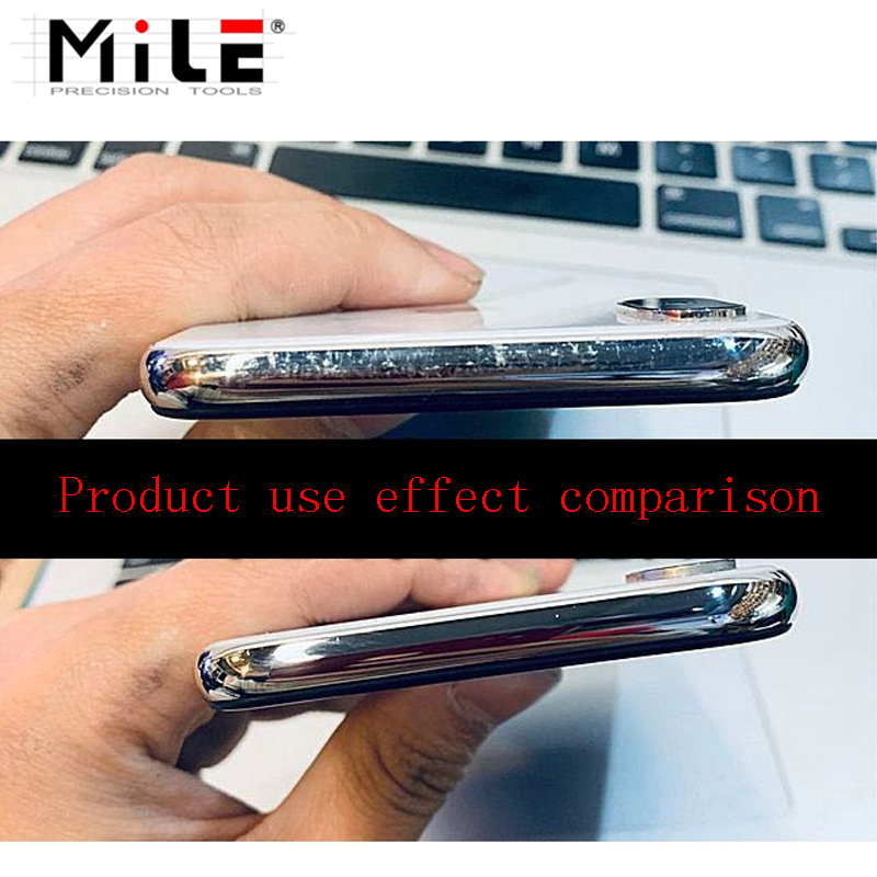 MILE Mobile Phone Frame Polishing Paste Can Remove Small Scratches On The Silver Frame of IPhone X Xs Max and Repair The Beauty