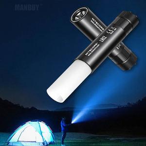 Image 2 - Bán Nitecore LR12 Cầm Tay 2in1 Đèn Lồng Đèn Pin Cree XP L HD V6 LED 1000LMs Mà Không Cần Pin 18650 Cắm Trại Ngoài Trời Đèn Pin