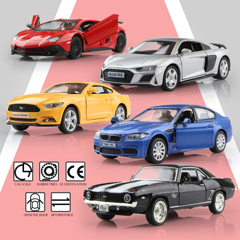 5 Cal samochody zabawkowe dla dzieci 1 36 Alloy Model kolekcjonerski Ford Mustang Camaro RMZ city symulacja wykwintne Diecasts pojazdy zabawkowe tanie i dobre opinie Metal CN (pochodzenie) 3 lat Inne odlew Certyfikat 2016152204016307 CH554025 Samochód