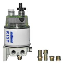 FILTER-ENGINE Fuel-Water-Separator Complete for Auto-Parts Combo R12T
