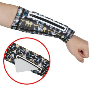 Sports Arm Sleeve Phone Arm Bags Cycling