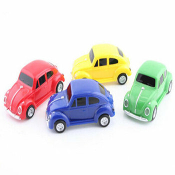 New Plastic Color Toy Car Pattern 2.0 Memory flash stick pen drive
