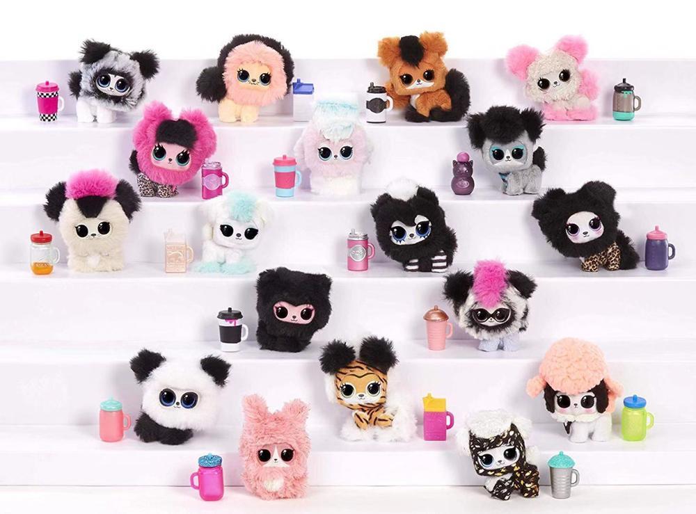 Lol Pets Doll 100 Original L O L Surprise Pets Dolls Winter