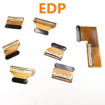 Ekran LED EDP wyjście wejściowe 30pin do 40pin adapter kabla konwertera EDP HQ S40 30 edp 0 4mm 0 5mm przewód łączący tanie i dobre opinie Phineli CN (pochodzenie) Dostępny w magazynie