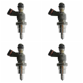 4 Uds 23209-28030 boquillas del inyector de combustible para Toyota Avensis RAV4 ACA20 2000-2005, 2320928030, 23250-28030, 2325028030