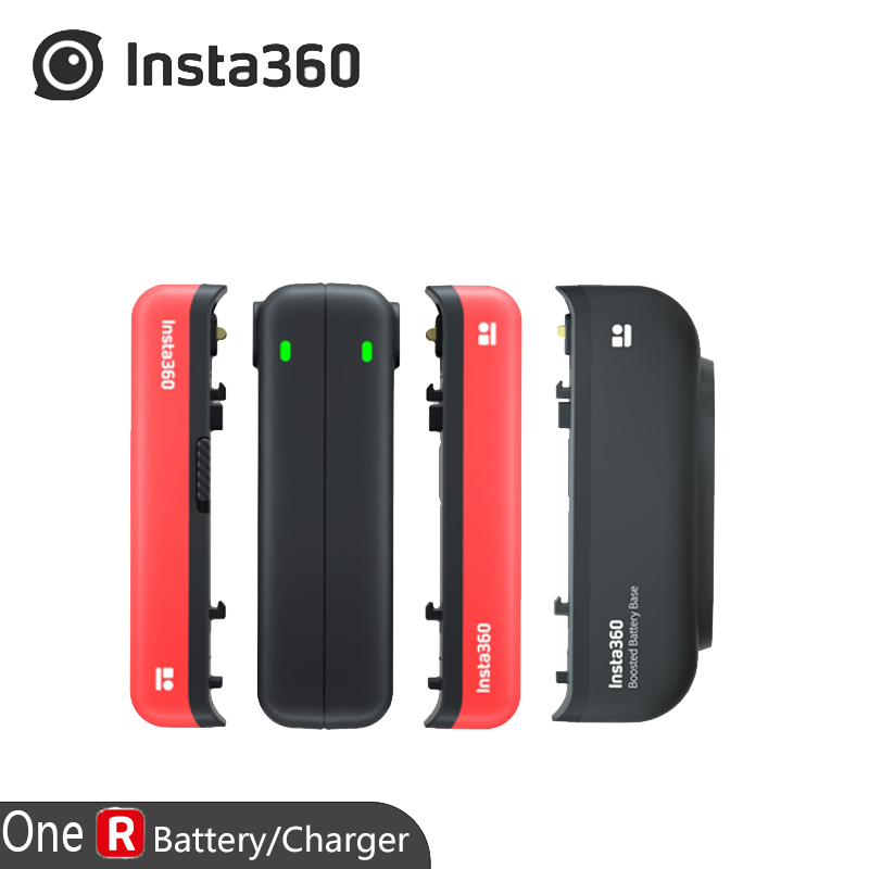 Insta360 ONE R Boosted Battery Base/Battery /Fast Charge Hub Insta 360 One R Action Camera Charger Accessories(China)