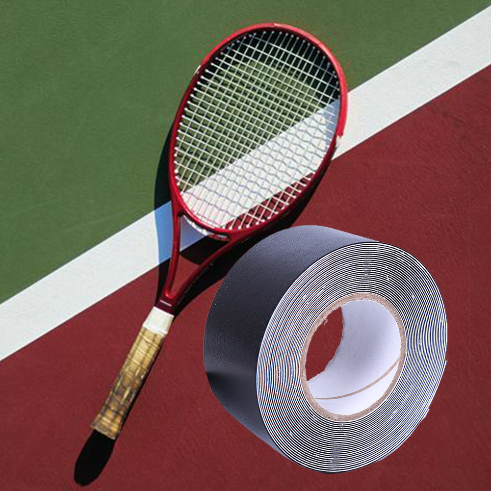 Bumper Durable Useful Accessories Portable Reduce Friction Overgrip Tennis Racket Badminton Saver Protection Tape Head Stickers