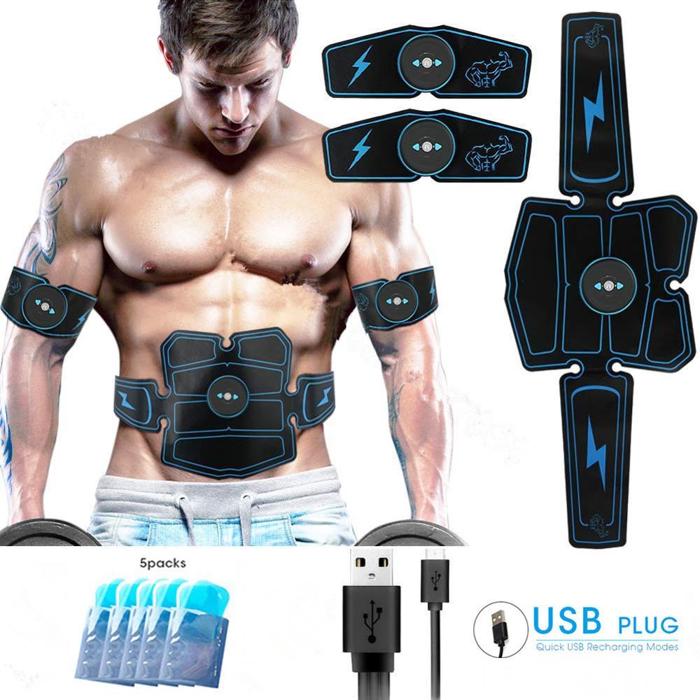 Стимулятор мышц живота, тренажер, EMS, оборудование для фитнеса, оборудование для тренировки мышц, электростимулятор, тонер для упражнений до