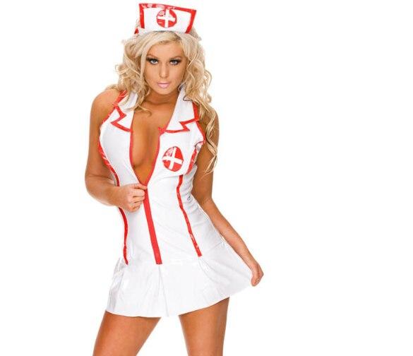 Uniforme de Cosplay infirmière, Costume femme de lingerie Sexy, Costume de jeux de rôle pour médecins, plusieurs styles, taille unique, convient à tout