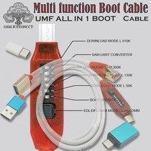 Alle Boot Kabel (EENVOUDIG SCHAKELEN) micro USB RJ45 All in One Multifunctionele Boot Kabel edl kabel UMF ALLE IN EEN BOOT KABEL