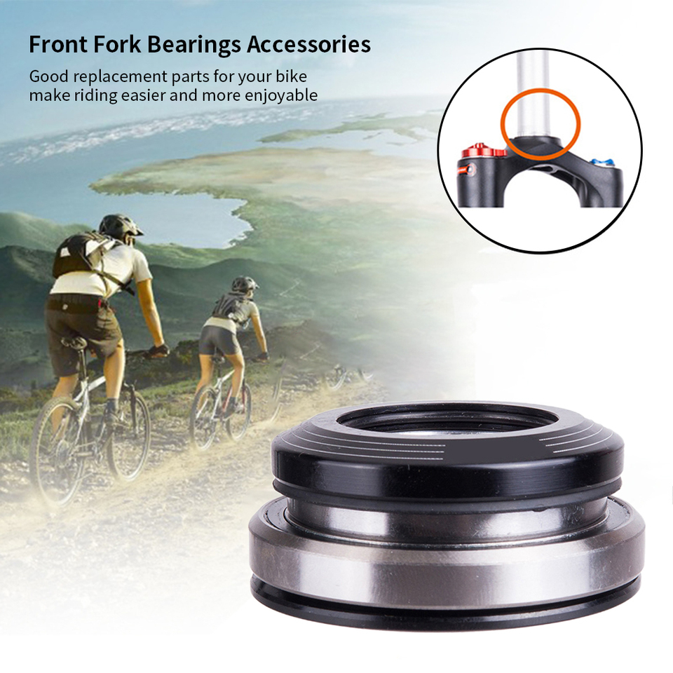 Fork Headset Bearings Cycling Road Bicycle Riding Bike Accessories Repair Parts