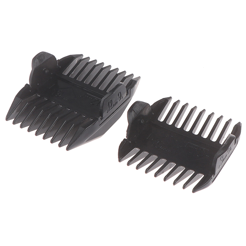 2pcs/lot Universal Hair Clipper Limit Combs Guide Guard Attachment