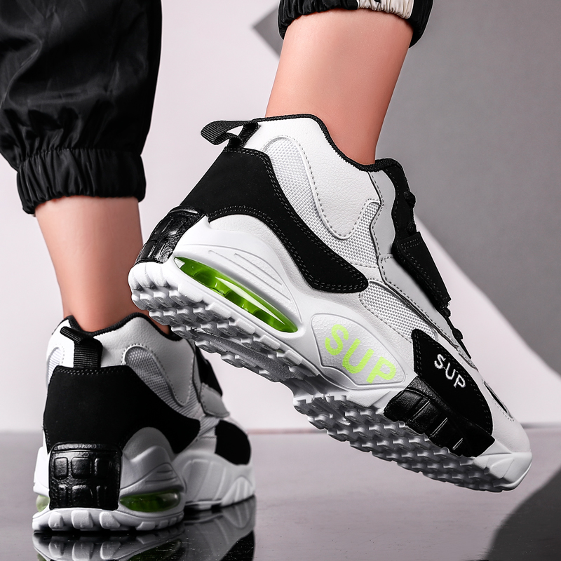 Women Chunky Sneakers Autumn Winter Mixed Color 8