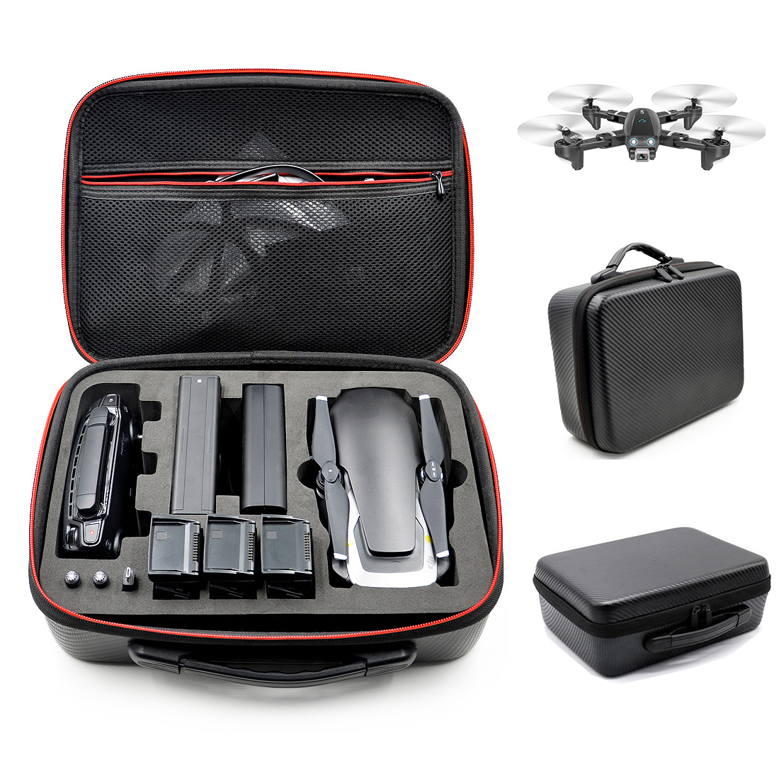 1x Shoulder Storage Box Carrying Case Bag for DJI Mavic Air Drone Accessory