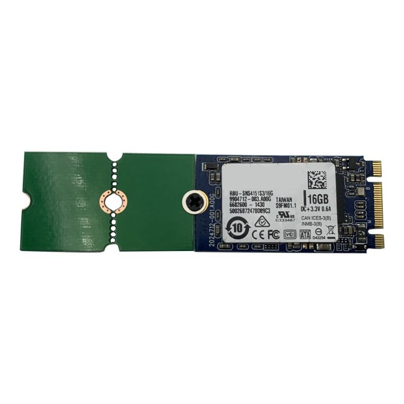 M.2 NGFF NVMe M B Key SSD 2242 2260 to 2280 Length Extension Adapter Brackets SSD Soild Hard Disk Converter Frame U1JA image